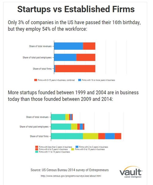 Startup Hiring Infographic