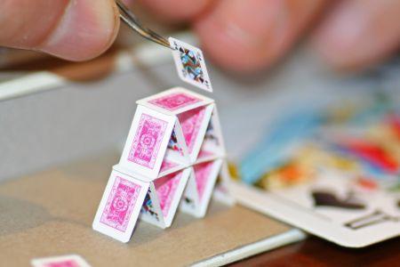 Card House 450x300