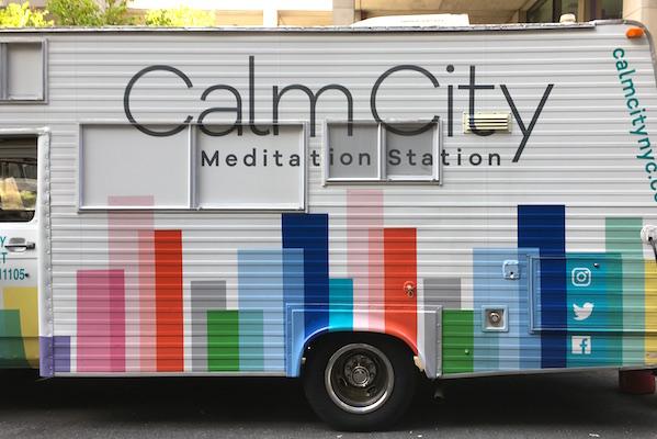 calm city