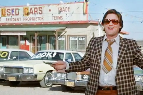 Kurt Russell Used Cars Movie Still