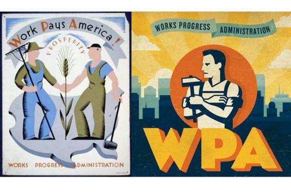 WPA Depression-era posters