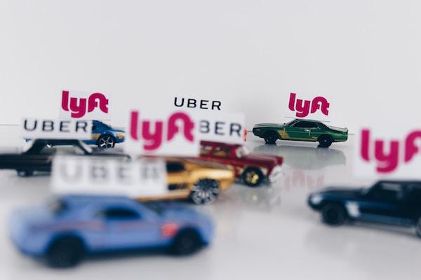 lyft uber