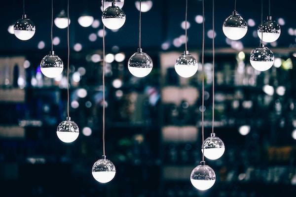 fancy chandelier