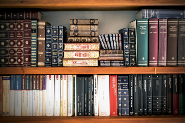 Legal bookcase