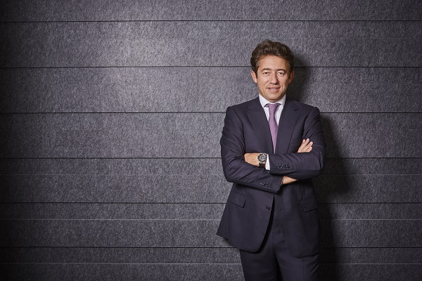 The CEO of Roland Berger