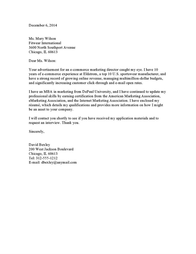 google cover letter sample cover letter to a recruiter vault blogs 2751