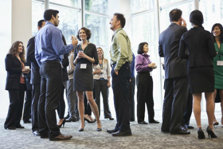 3 Steps to Making the Most of Networking Events Vault
