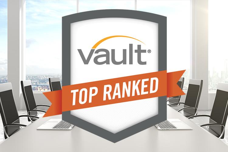 Vault S Top 100 Law Firms For 2018 Vault Blogs Vault Com